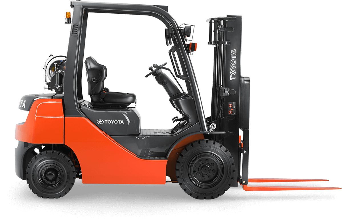 Forklift Inspection Software